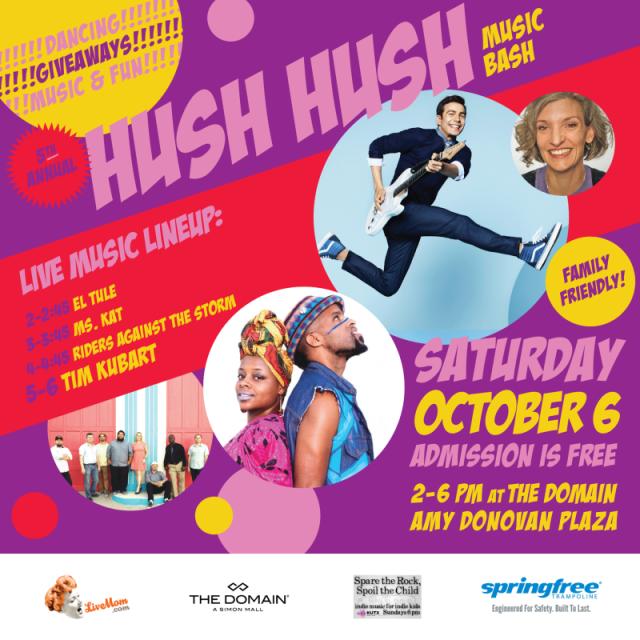 MsKat2018 -- HushHush
